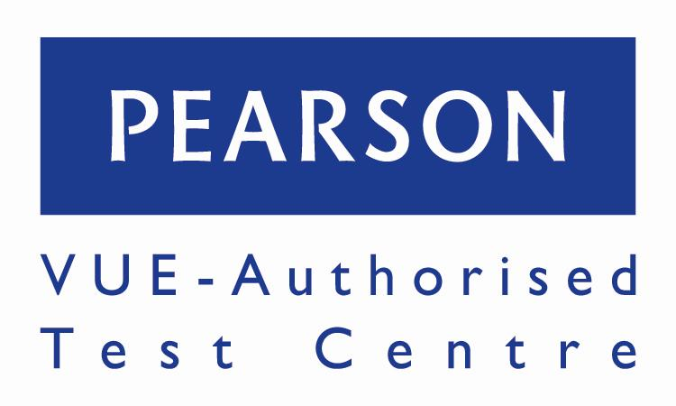 Pearson VUE Authorized Test Center.